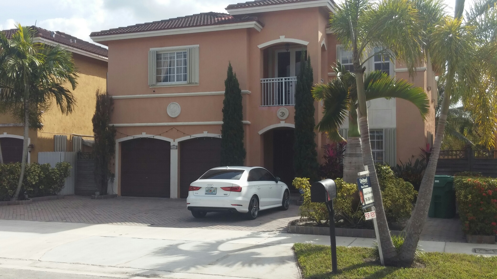 1 Front View 13442 SW 177 Ter