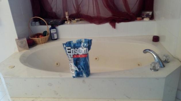 1 Mineral Bath
