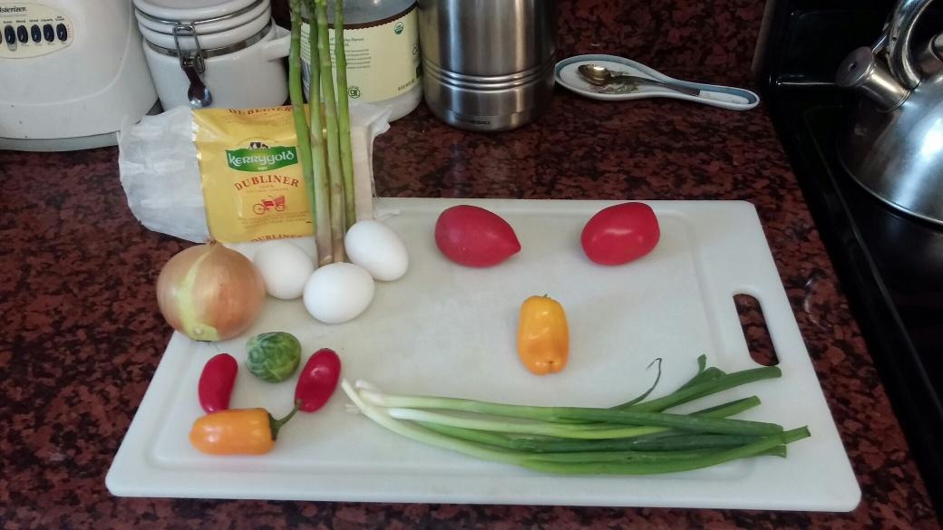 1 Omelette