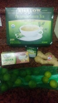 1 teas