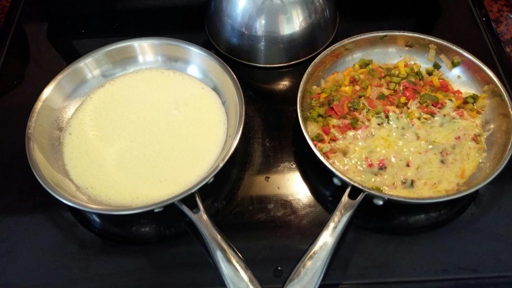 2 Omelette