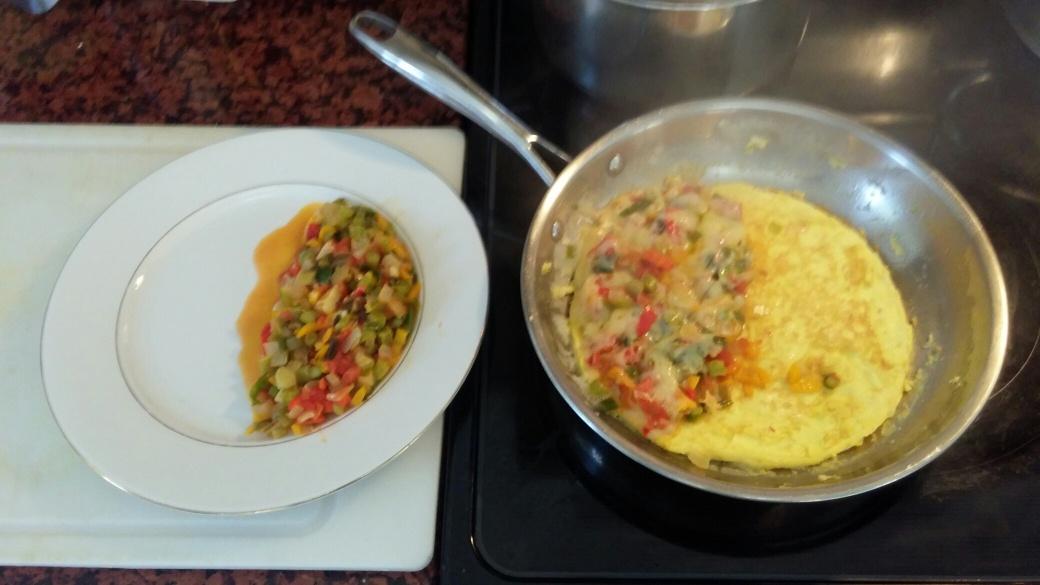 3 Omelette
