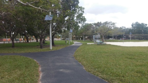 8 Bike path & Jogging path in Lago Mar Park
