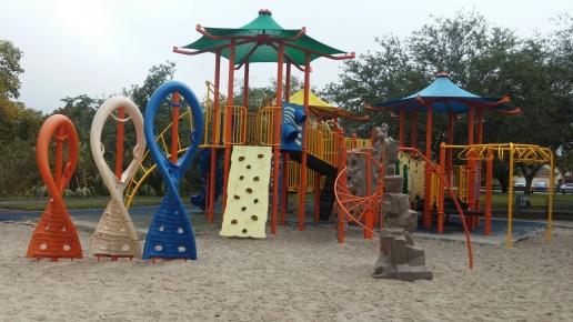 4 Rock Climb Lagomar Park