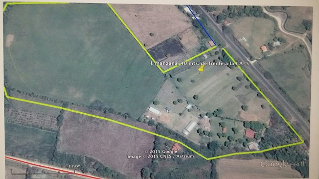 1 Aerial View of property in Honduras. Contact Joe Edwards 1-786-368-4919 - Resized - Copy