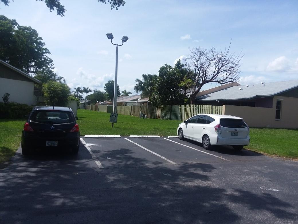 6 Guest Parking