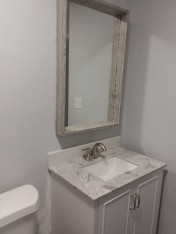 11 New Cabinet & Faucet