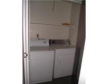 3 Washer and Dryer